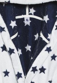 Petit Bateau - COMETE - Dressing gown - marshmallow/medieval - 2