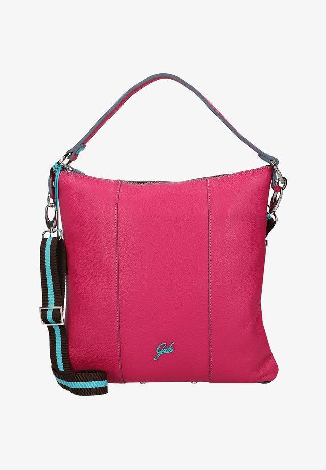 Handbag - cyclamen