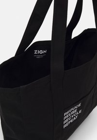 Zign - Tote bag - black - 2