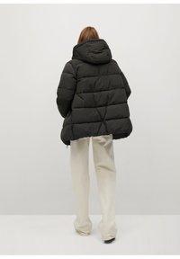Mango - VIKINGA - Winter coat - dunkelgrau meliert - 1