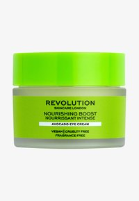 Revolution Skincare - NOURISHING BOOST AVOCADO EYE CREAM - Cura degli occhi - - - 0