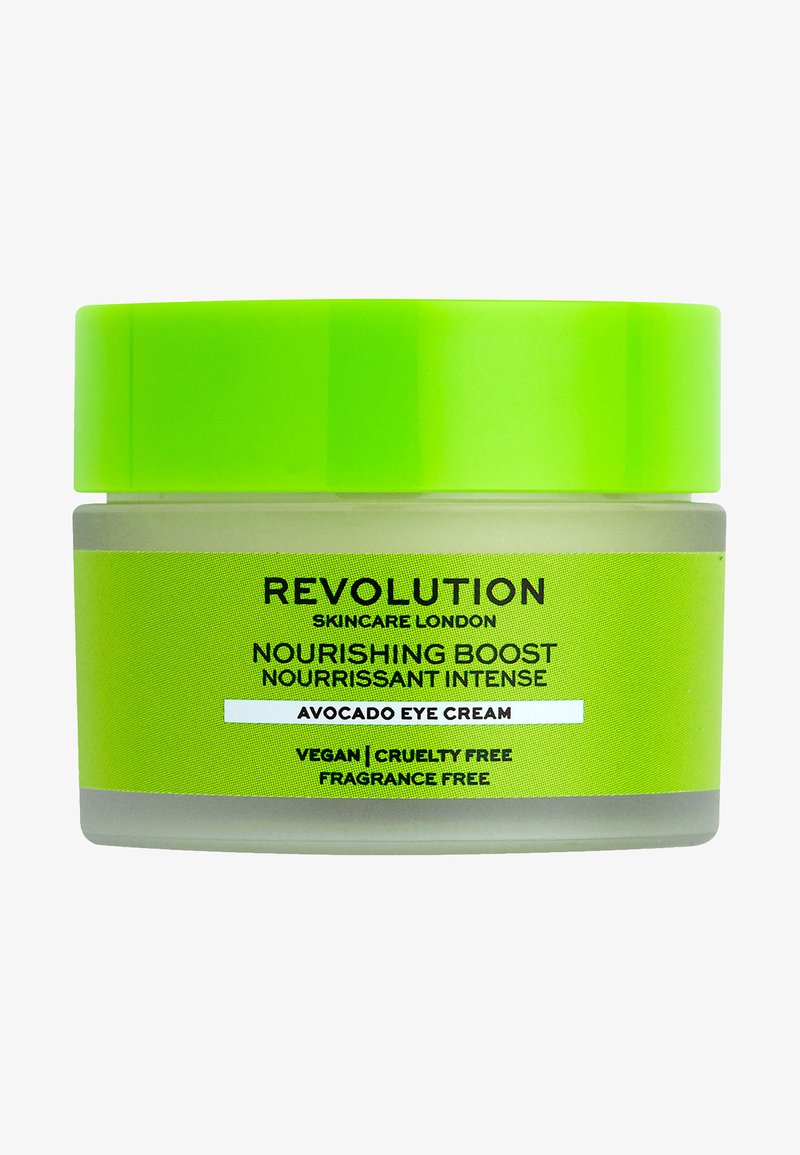 Revolution Skincare - NOURISHING BOOST AVOCADO EYE CREAM - Cura degli occhi - -