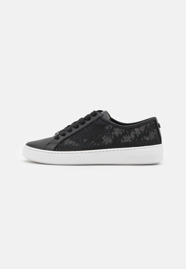 OLIVIA LACE UP - Sneakers laag - black