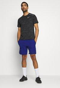 Nike Performance - FLEX REP SHORT - Pantalón corto de deporte - deep royal blue - 1