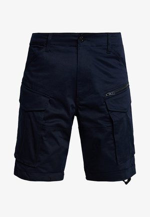 ROVIC ZIP RELAXED 1\2 - Shorts - mazarine blue