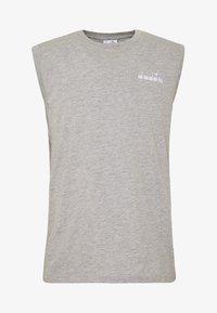 Diadora - CORE - Linne - light middle grey melange - 3