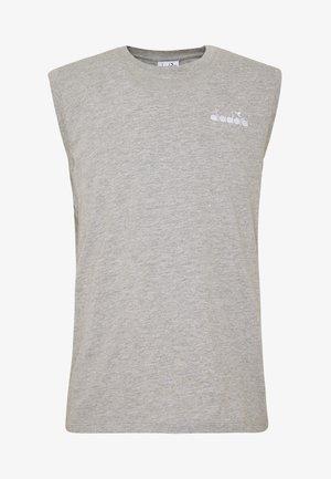 CORE - Toppi - light middle grey melange