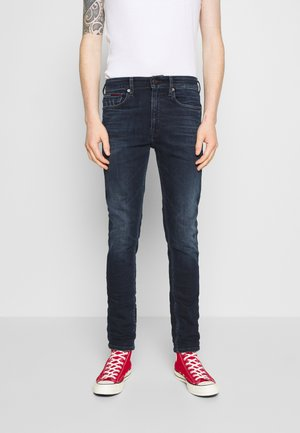 SIMON SKINNY - Jeans Skinny Fit - dynamic chester blue