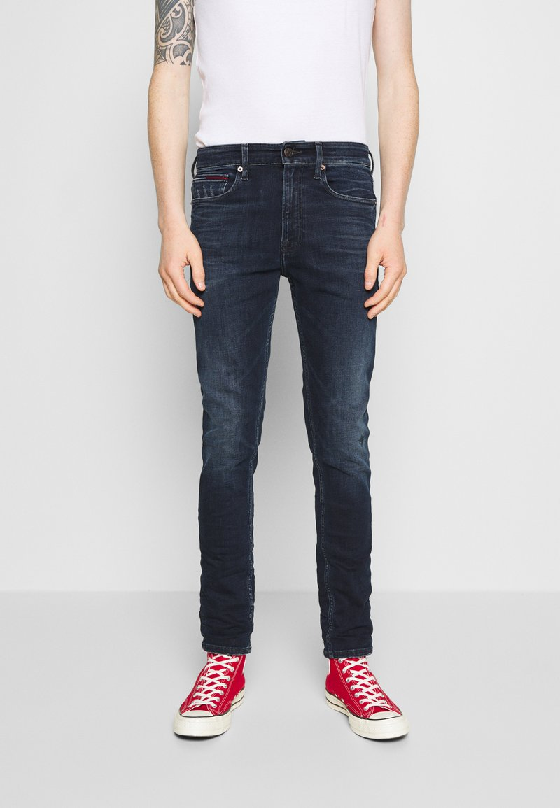 Tommy Jeans - SIMON SKINNY - Jeans Skinny Fit - dynamic chester blue