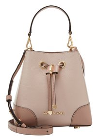 MICHAEL Michael Kors - MERCER GALLERY XBODY MERCER PEBBLE SET - Håndtasker - beige - 6