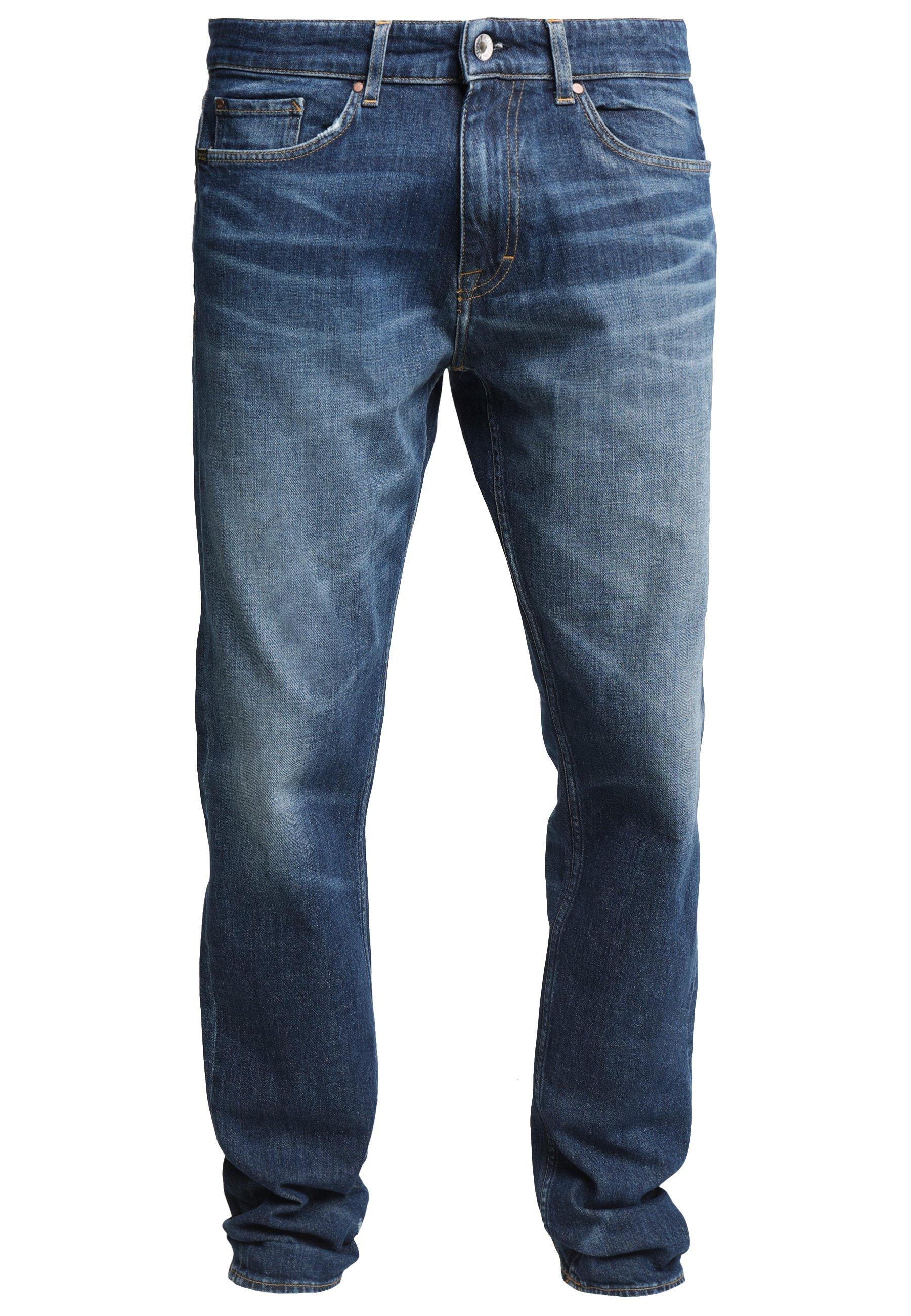 Tiger of Sweden Jeans REX - Jean droit - royal blue