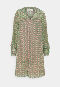Diane von Furstenberg - HEIDI DRESS - Vapaa-ajan mekko - fun club medium green - 5