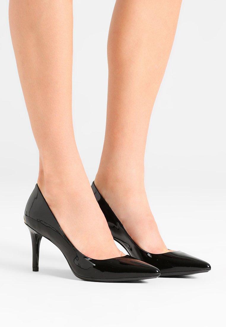 Calvin Klein - GAZELLE - Høye hæler - black
