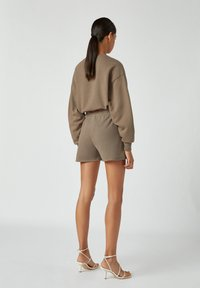PULL&BEAR - Shorts - brown - 5