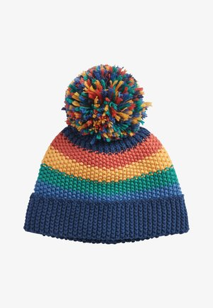 Beanie - multi-coloured