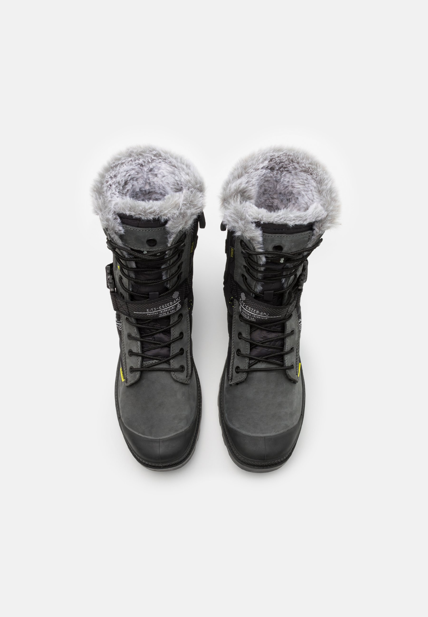 Women DESTINY BOOT HIGH - Lace-up boots