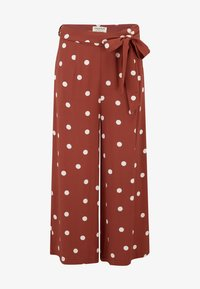 Sugarhill Brighton - OTTILIE POLKA - Trousers - brown