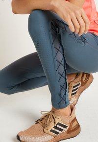 adidas Performance - 7/8 H.RDY - Leggings - legblu - 6