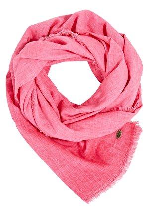 Scarf - pink fuchsia