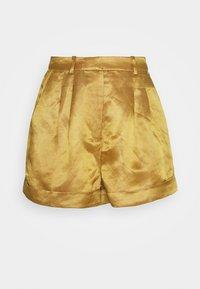 BEQUIA - Shorts - honey brown