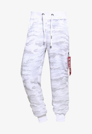 FIT PANT - Tracksuit bottoms - white