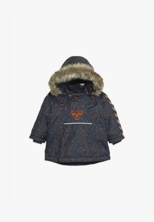 HMLJESSIE JACKET - Zimní bunda - graphite/sierra