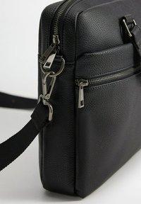 Mango - GRAIN - Briefcase - schwarz - 2