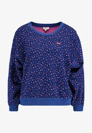 ISA CREW - Sweatshirt - sodalite blue