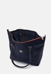 Tommy Hilfiger - POPPY TOTE - Shopping bags - blue - 2