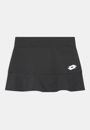 SQUADRA - Falda de deporte - black