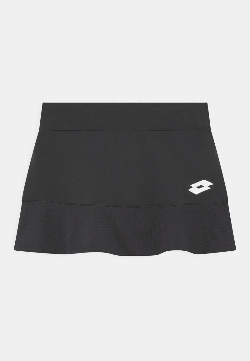 Lotto - SQUADRA - Spódnica sportowa - black