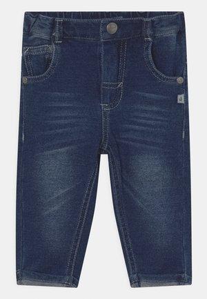 BASIC - Slim fit jeans - blue denim