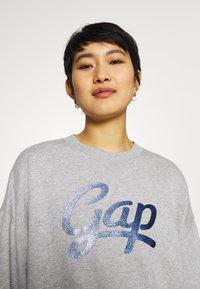 GAP - OMBRE - Sweatshirt - light heather grey - 3