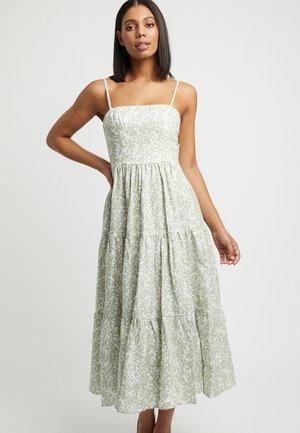 AU TUSCANY  - Day dress - pp-sauge