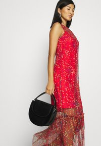 Who What Wear - THE DRESS - Maxi dress - confetti red - 3