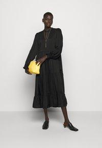 Bruuns Bazaar - EMILLEH RAVEN DRESS - Maxi dress - black - 1