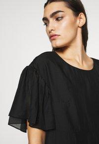DESIGNERS REMIX - SONIA VOLUME DRESS - Occasion wear - black - 5