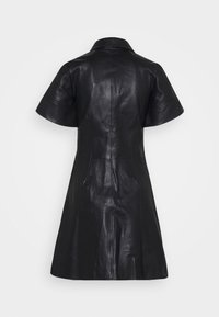 Samsøe Samsøe - SHEREEN - Shirt dress - black - 1