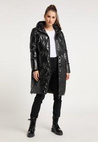 myMo ROCKS - Winter coat - schwarz - 1