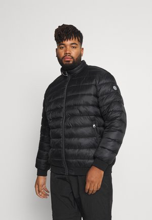 LIGHT WEIGHT QUILTED JACKET - Light jacket - black