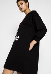 Love Moschino - Robe d'été - black - 3