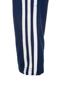 adidas Performance - TIRO 19 WOVEN CLIMALITE PANTS - Spodnie treningowe - dark blue / white - 3