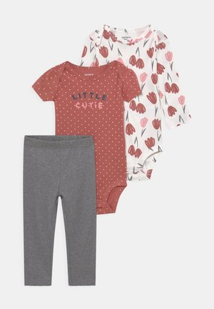 CUTIE SET - T-shirt print - multi-coloured