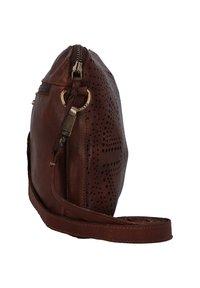 Taschendieb Wien - Across body bag - mokka - 2