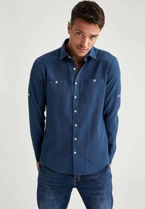 Skjorta - indigo