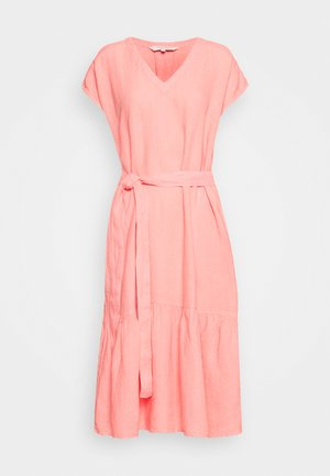DINEA - Day dress - peach blossom