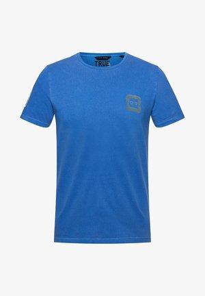 T-SHIRT JIBSTAY T-SHIRT - Print T-shirt - cobalt