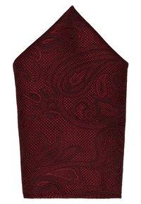 Burton Menswear London - BURG SET - Kravata - burgundy - 1