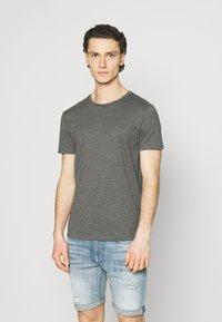 Burton Menswear London - TEE 3 PACK - T-shirt - bas - multi - 3