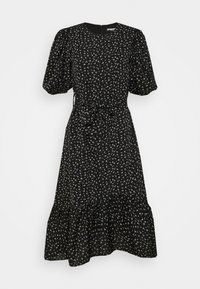 Fashion Union - CHESKA DRESS - Denní šaty - black - 0